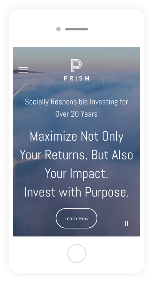 Prism - Mobile Preview